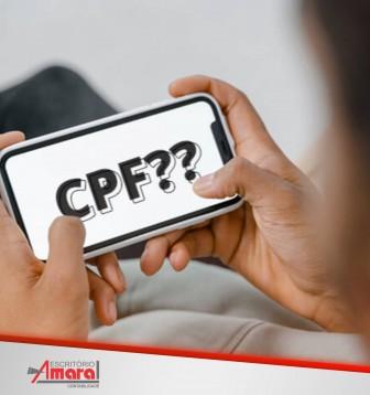 CPF: Receita Federal alerta paragolpeda regularização por SMS
