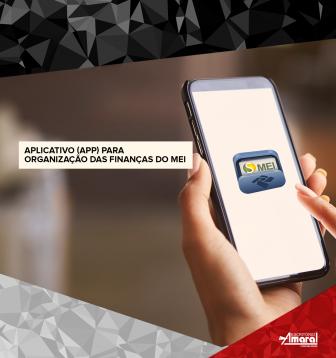 Aplicativo (app) para organização das finanças do MEI