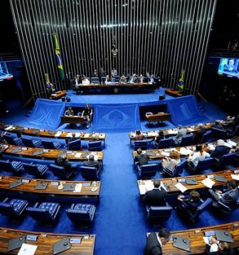 Senado aprovou projeto de lei que amplia auxílio emergencial
