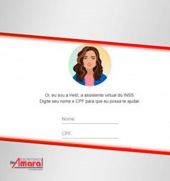 A assistente virtual Heloísa é a nova plataforma do INSS para esclarecer dúvidas do cidadão